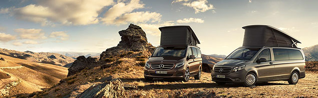 Mercedes-Benz Reisemobile